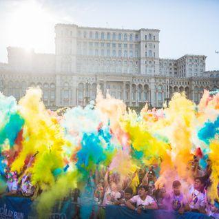 Partydul KissFM ed388 sambata part1 - ON TOUR The Color Run Tropicolor World Tour 2016 Bucuresti