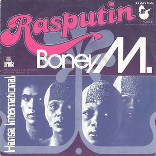 Boney M - Rasputin (Pied Piper Percussive Regroove 2013)