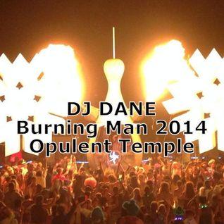 I Like It Dirty 35: DJ Dane - Burning Man 2014 - Opulent Temple
