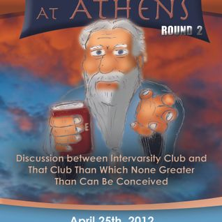 "4/27/12 - Mental Gymnastics on WRCR: ""Apostles at Athens Round 2"" Discussion"