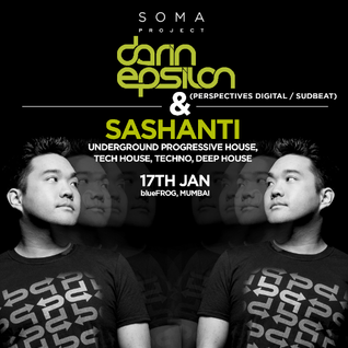 Live @ Blue Frog in Mumbai, India [Jan 17 2014]