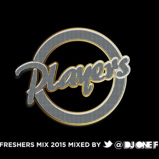 Players Bar Freshers 2015 Mix by DJ OneF