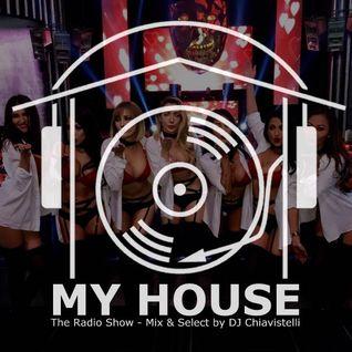 My House Radio Show 2016-03-12