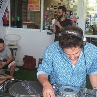 CHAIM IBIZA SONICA STUDIOS 20TH JUNE 2014