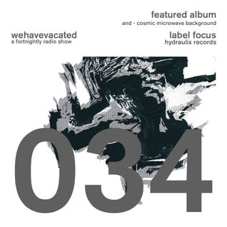 #whv034   26-10-2014   Hydraulix Records   AnD - Cosmic Microwave Background