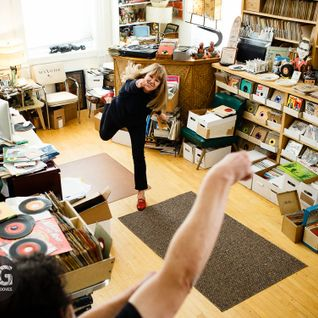 Dance now - Tidy up Later! Norton Records for Dust & Grooves