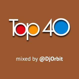 Top 40 Mix 02/19/2016 (@DjOrbit)