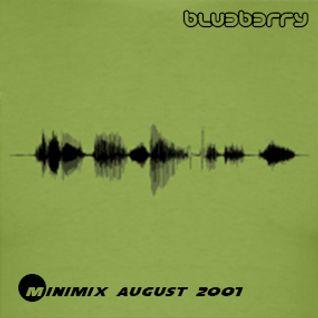 Blu3b3rry - Minimix August 2007
