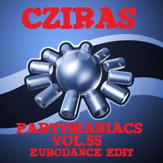 PartyManiacs Vol.55 (Eurodance Edit)