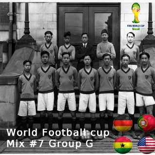World football cup Mix #7 - Group G - USA - Ghana - Germany - Portugal