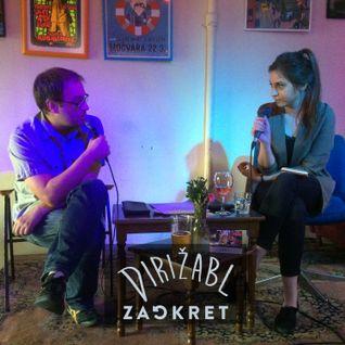Radio Dan @ Zaokret - Ana Dajić [Dirižabl] /07-06-2016/