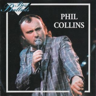 The Best Ballads Of Phil Collins (2011)