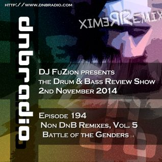 Ep. 194 - Drum & Bass or Not Drum & Bass? Vol. 5