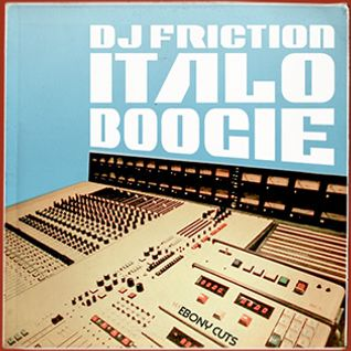 Italo Boogie Mix Vol.1 for ebonycuts.com (2009)