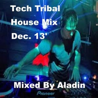Tech Tribal House Mix December 13' By Aladin