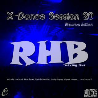 RHB - X-Dance 20 Bizzarrian Edition !!