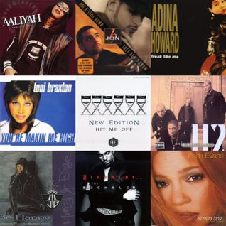 1990s : The RnB Anthems : Episode #03