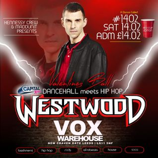 TIM WESTWOOD @ VOX WAREHOUSE LEEDS - PROMO MIXTAPE