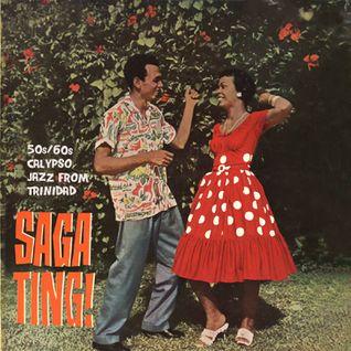 Saga Ting! Calypso Jazz From Trinidad