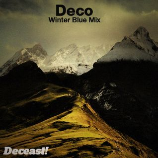 Deco - Winter Blue Mix