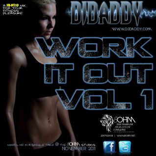 DJ Daddy Work It Out Volume 1