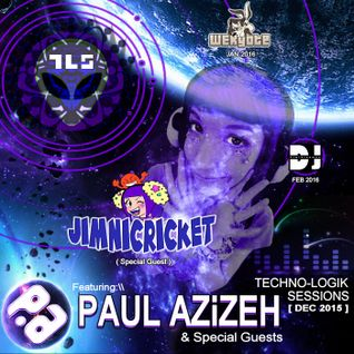 Paul Azizeh Presents TL Sessions: Episode 12 Feat. Jimni Cricket