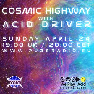 Cosmic Highway_24APR2016 at Pure Radio Holland
