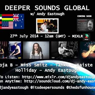 DJ SMITZ Set for Deeper Sounds Global