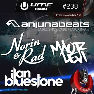 UMF Radio 238 - Anjunabeats Showcase with Norin & Rad and Maor Levi and Ilan Bluestone