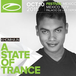 KhoMha - Live at A State of Trance Festival Mexico (10-10-2015)