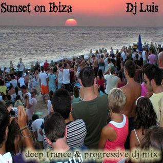 Dj Luis - Sunset On Ibiza