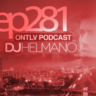 ONTLV PODCAST - Trance From Tel-Aviv - Episode 281 - Mixed By DJ Helmano