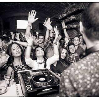 Jose Maria Ramon Live @ Mooskea Opening - Arad Romania - hour1 - Oct 13