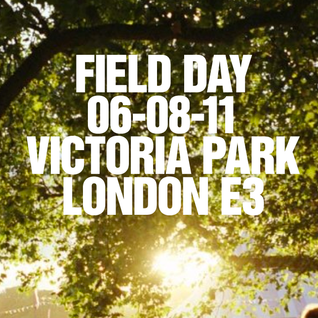 Field Day Radio with The Horrors and Electrelane
