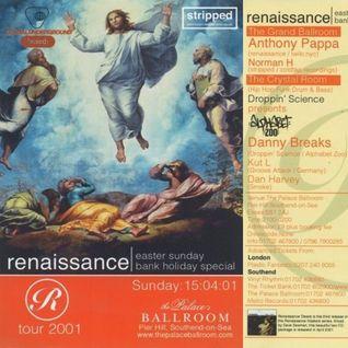 Norman H - Live at Renaissance, Palace Ballroom, Southend Essex (15-04-2001)