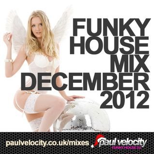 Funky House DJ Paul Velocity Mix December 2012