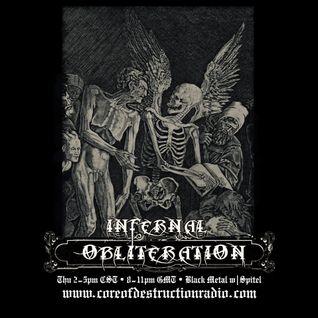 Infernal Obliteration Episode 112, 22-Oct -2015 @ Core of Destruction Radio