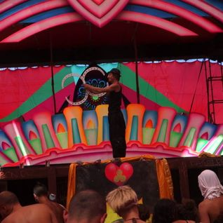 GayaTree @ Boom 2014 ( Dance Temple )