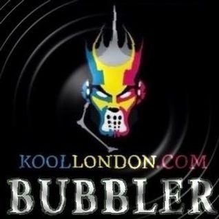 DJ BUBBLER ON KOOL LONDON (DRUM N BASS JUNGLE SHOW 13-10-2016)