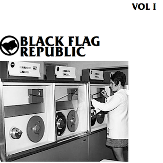 BLACK FLAG REPUBLIC VOL 1