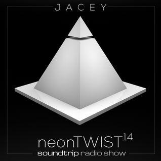 Jacey △ neonTwist 14 - soundtrip.gr radio show
