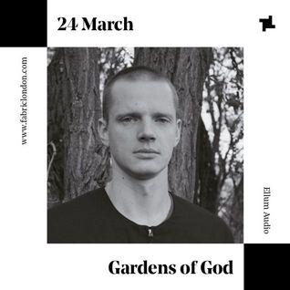 Gardens Of God fabric x Ellum Promo Mix