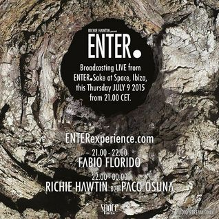 Richie Hawtin b2b Paco Osuna  - Live At ENTER.Sake, Week 2, Space (Ibiza) - 09-Jul-2015