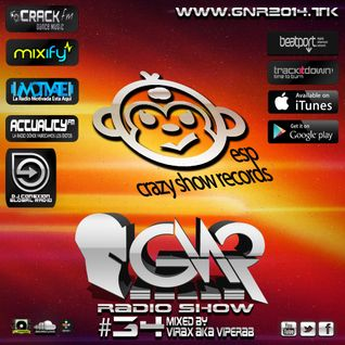 GREEN NIGHTS RECORDS Esp CSR - RADIO SHOW 034 (mixed by Virax Aka Viperab)