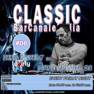 BAR CANALE ITALIA - PODCAST #06