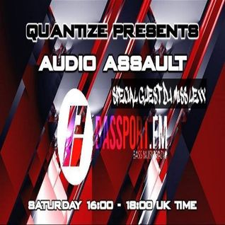 #89 BassPort FM - Jan 16th 2016 (Special Guest Miss Lexx)