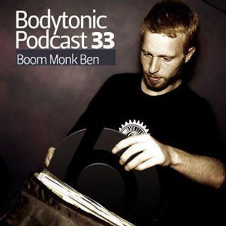 Bodytonic Podcast 033 : Boom Monk Ben