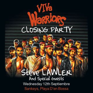 Steve Lawler - Live from VIVa Warriors Closing, Sankeys Ibiza (12-09-2012)