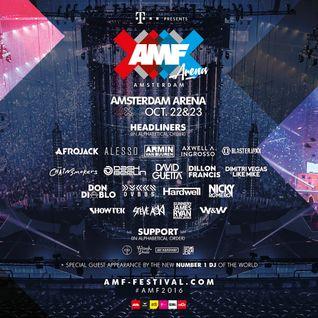Hardwell - Live at Amsterdam Music Festival 2016