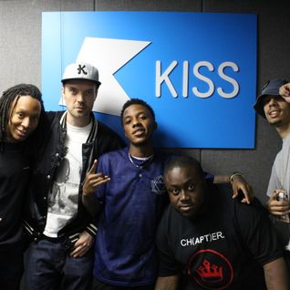 DJ MK & SHORTEE BLITZ - KISS HIP HOP SHOW AUG 20TH 2014 - DILLON COOPER SPECIAL GUEST
